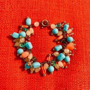 Jewelry - 🧡BRIGHT PASTEL CHA-CHA BRACELET 🧡